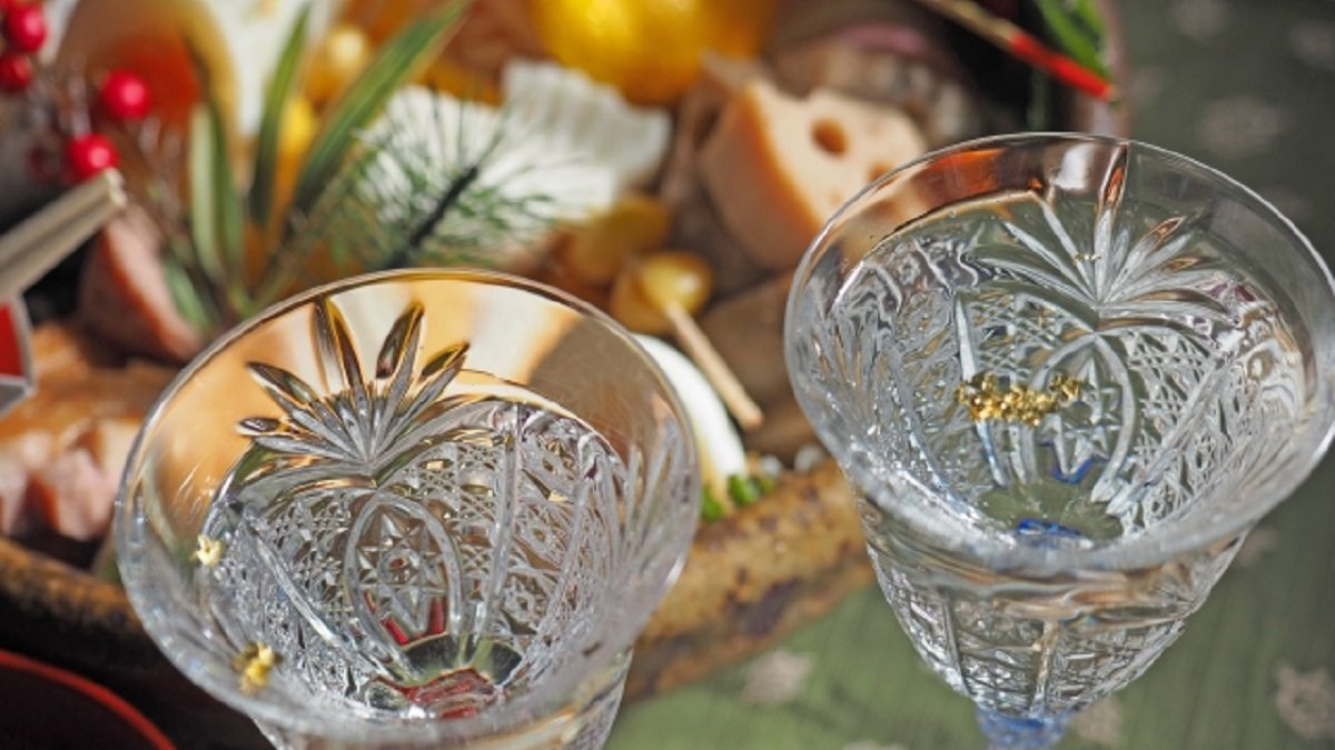 日本酒がデザートになるという言葉に惹かれ、日本酒Caféスタイルというイベントへ潜入