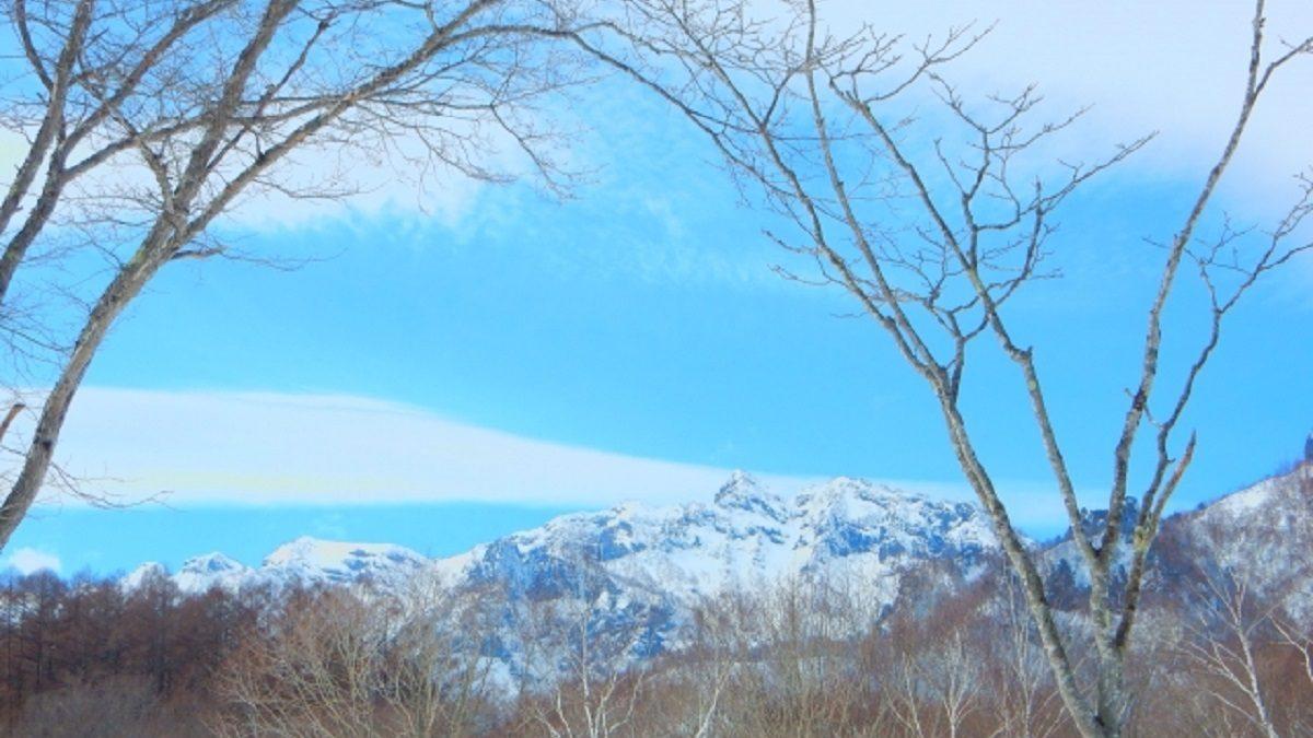 投げ飛ばされた天の岩戸の着地点! 信州戸隠神社