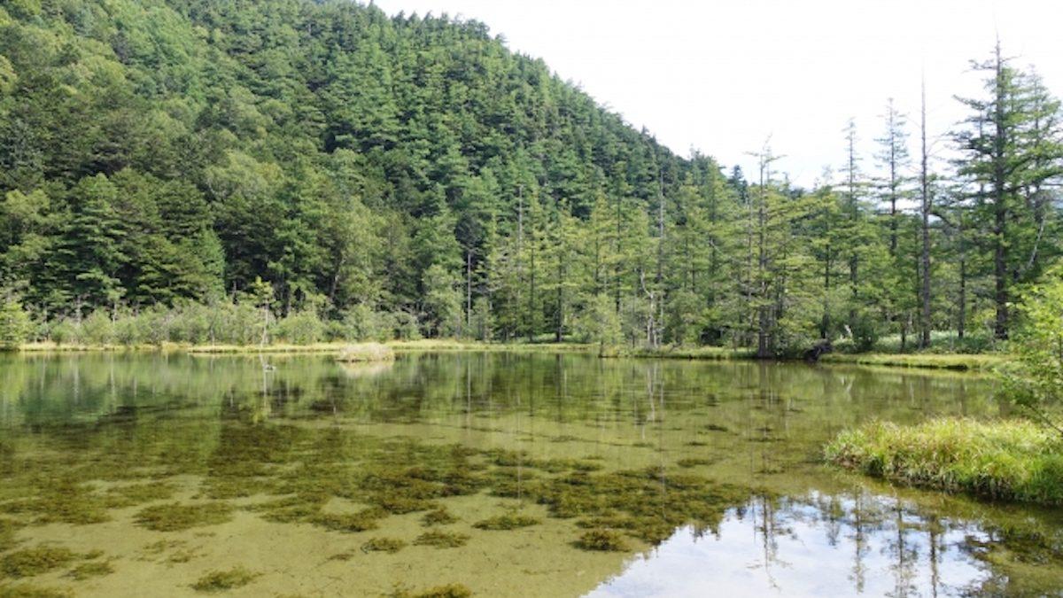 悩みを消して運気UP! 知られざる日本のパワスポ ~湖&池~