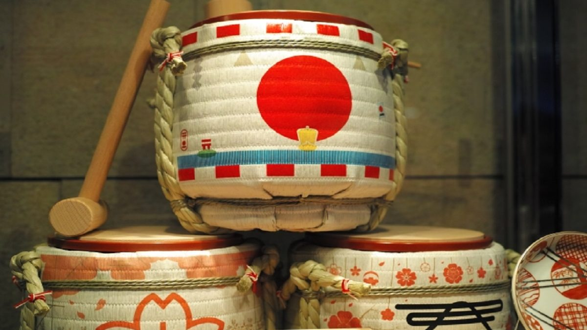 結婚式のギフトにも喜ばれる、おめでたい名前の日本酒!