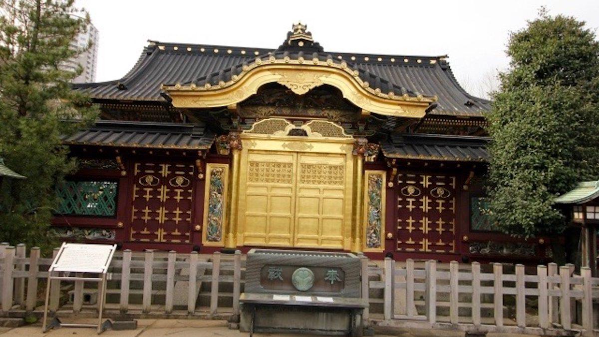 家康を祀る江戸の鬼封じ、上野東照宮
