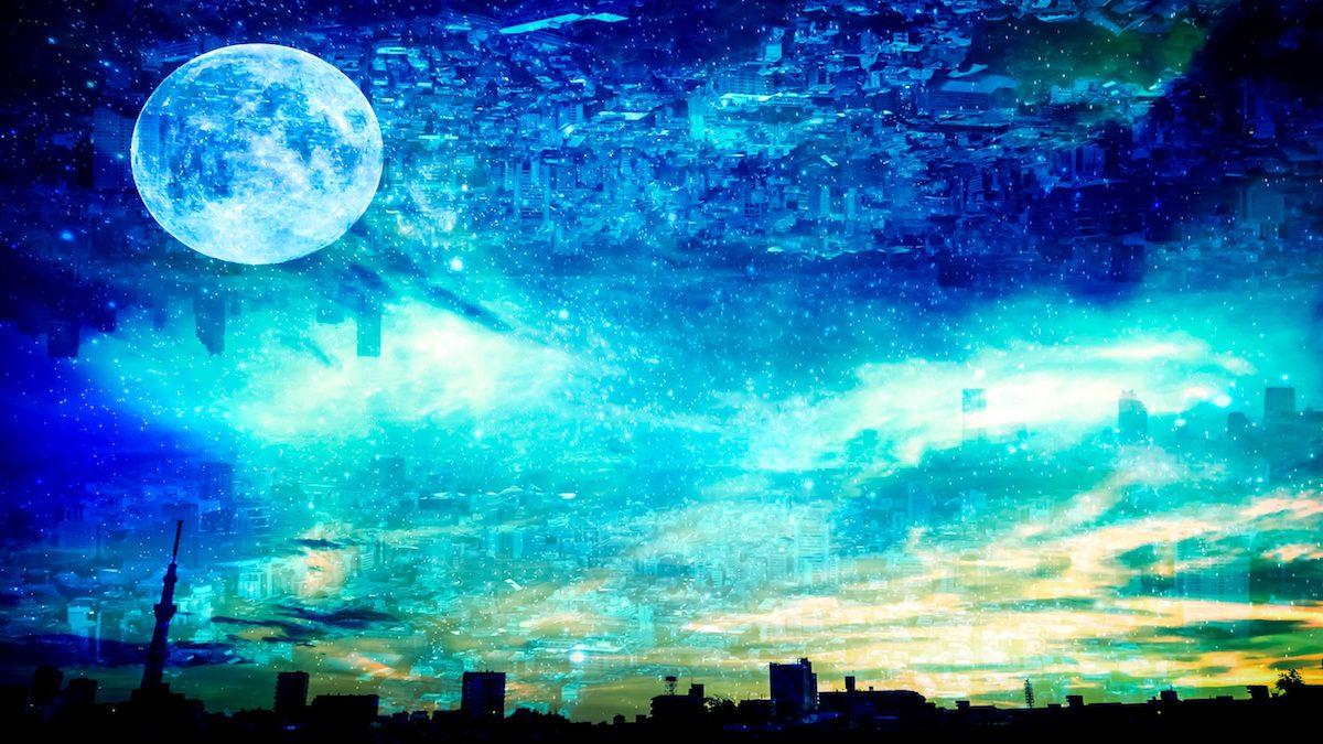 満月の夜にお財布振ると欲望が加速し、むしろ出費!? 満月のときにやっていいこといけないこと