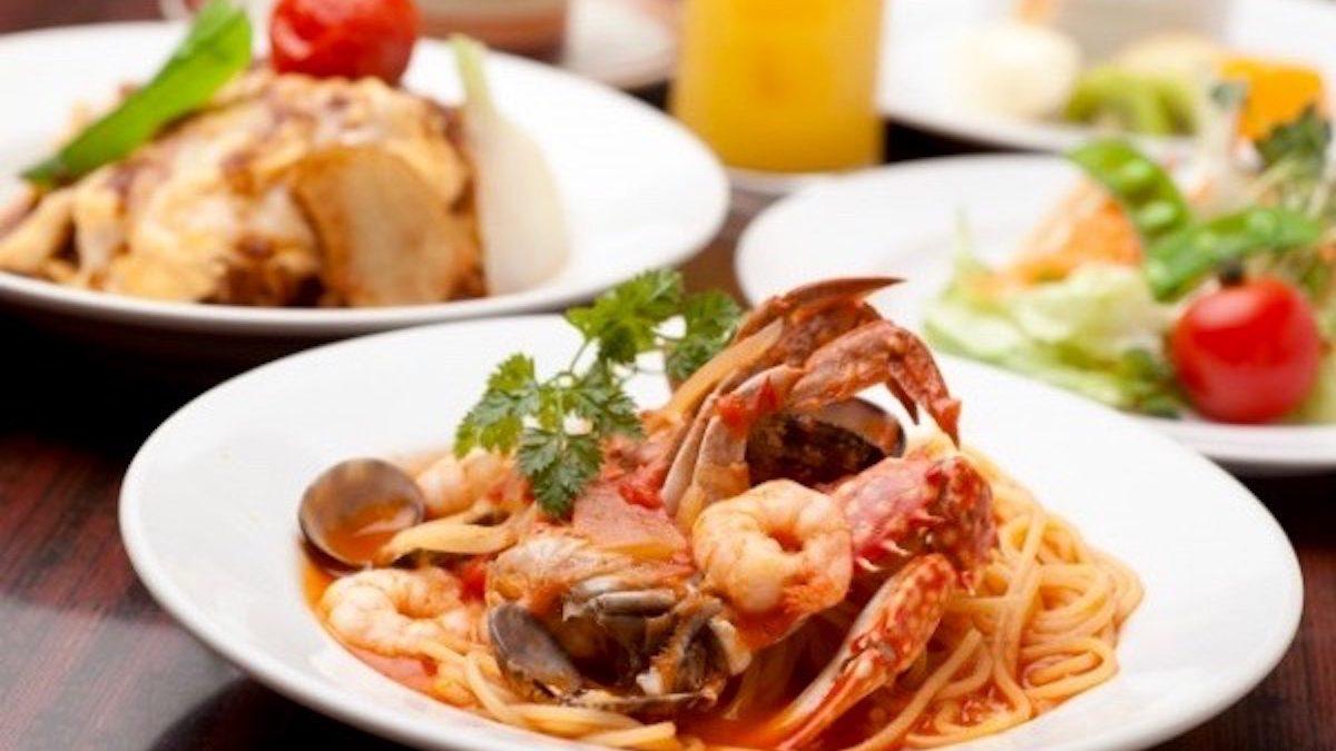 デートの時に知っておきたいテーブルマナー【イタリアン編】