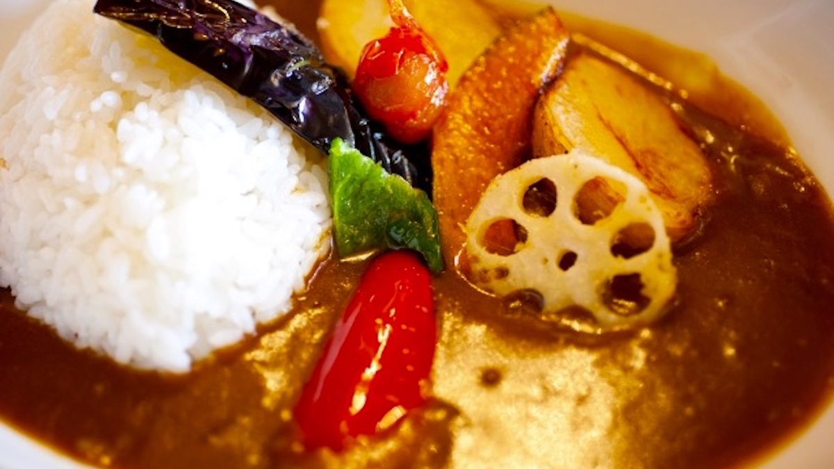 大人気カレーチェーン「CoCo壱番屋」でべジタリアンカレーが選択できる!