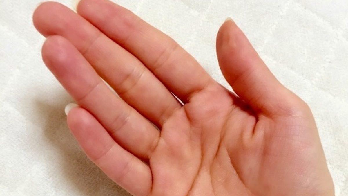 【手相】薬指と人差指、どちらが長い? 男性脳・女性脳
