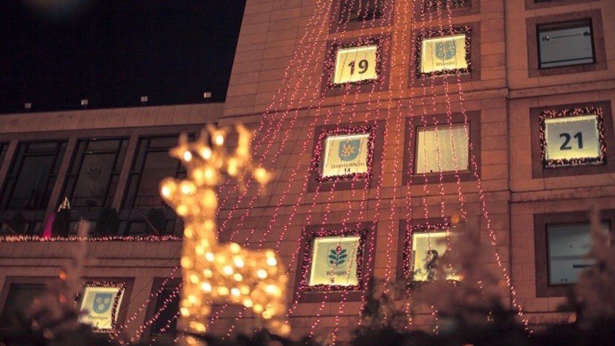 クリスマスまでの時を刻む、 アドベントの時間旅行が魅力ある未来を作る