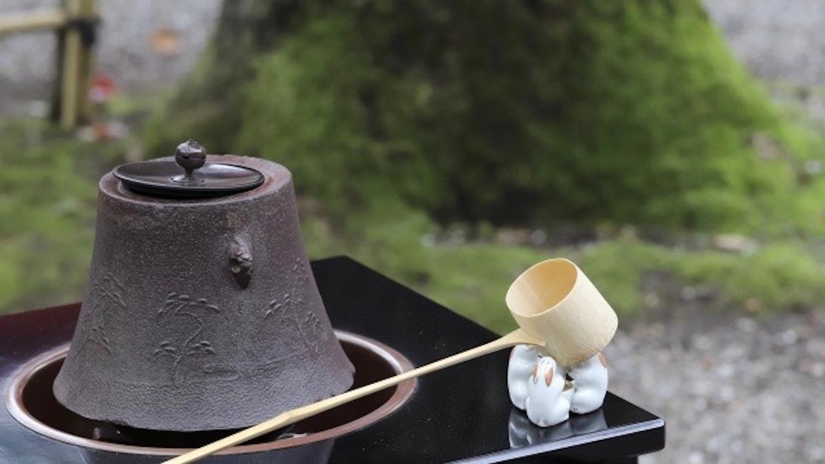 山の上にある神社で茶道!?恋が始まる年末年始デートとは?