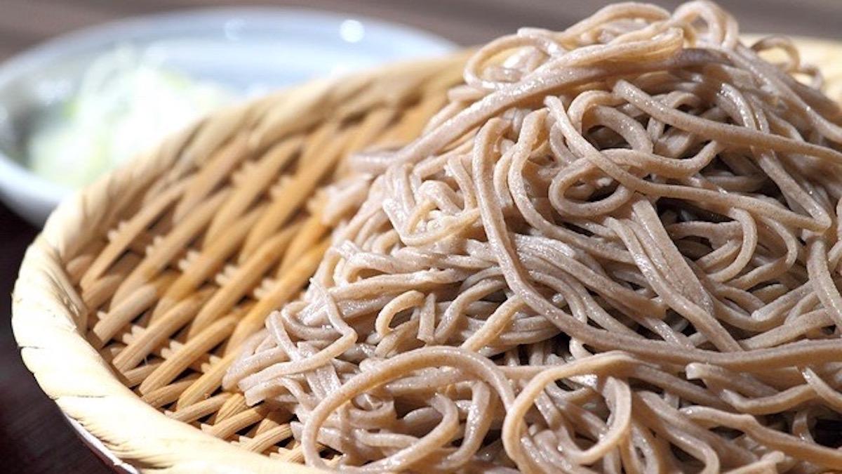 出汁からすべてが植物性!「信州蕎麦 蓼科庵 」でヘルシー精進蕎麦に舌鼓