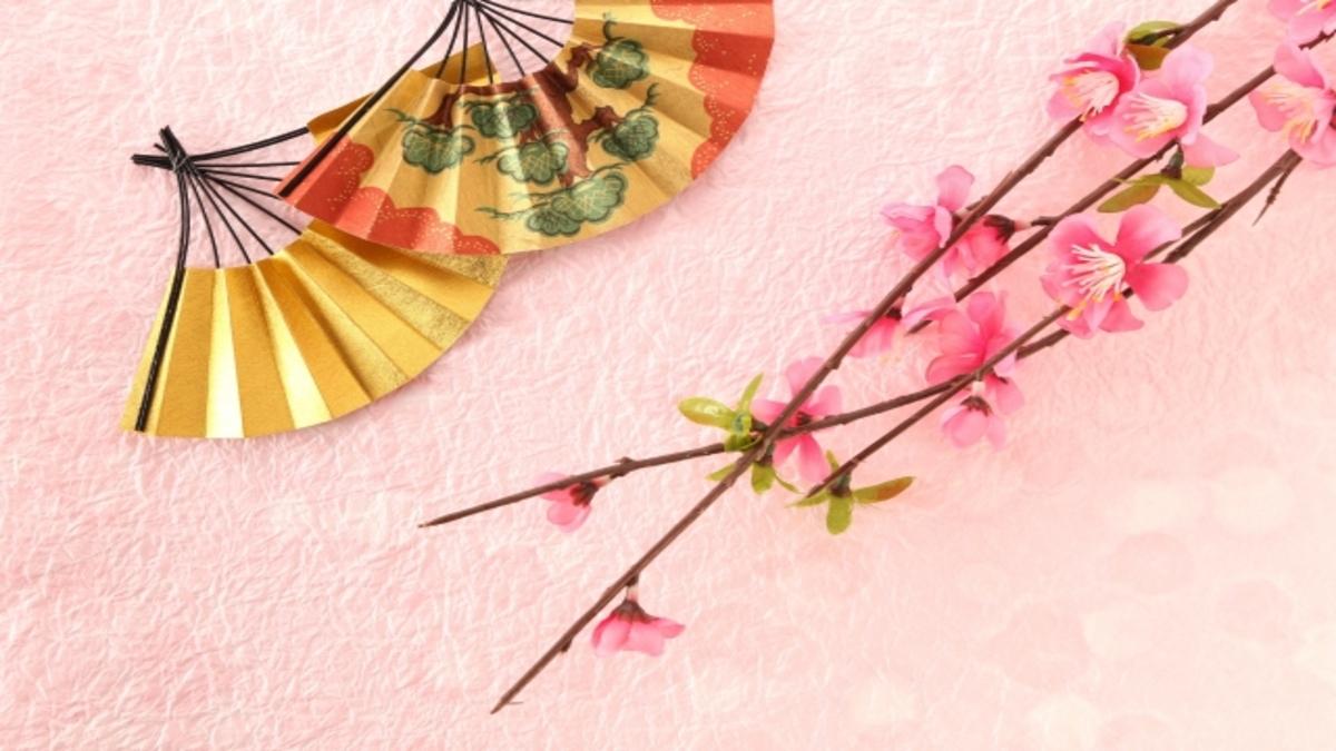 春、「折形」に心を込める