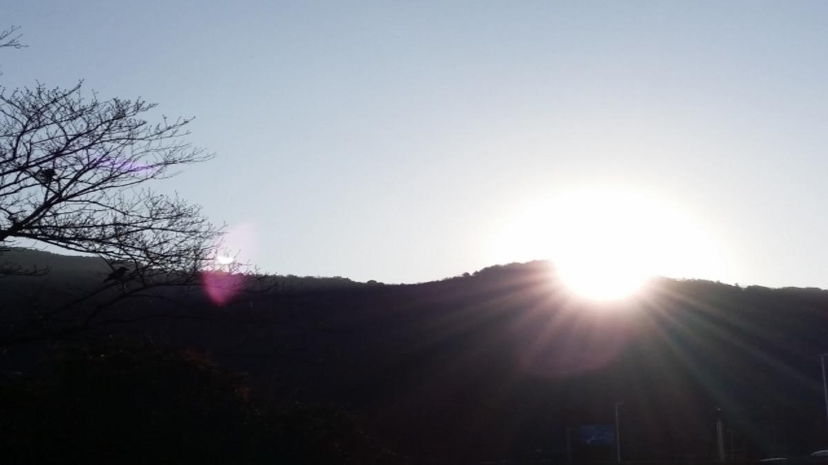 初日の出を見逃しても大丈夫! 新春の太陽はまだ拝める