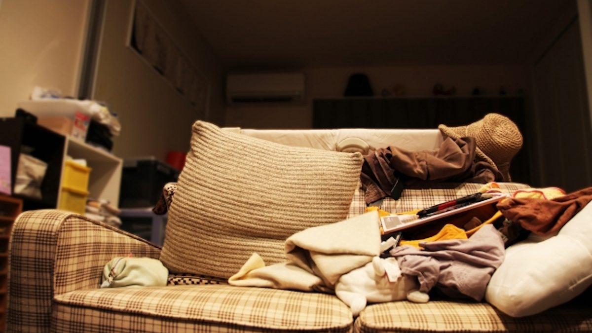 コレを捨てなければ意味がない、断捨離法で捨てるべき物!