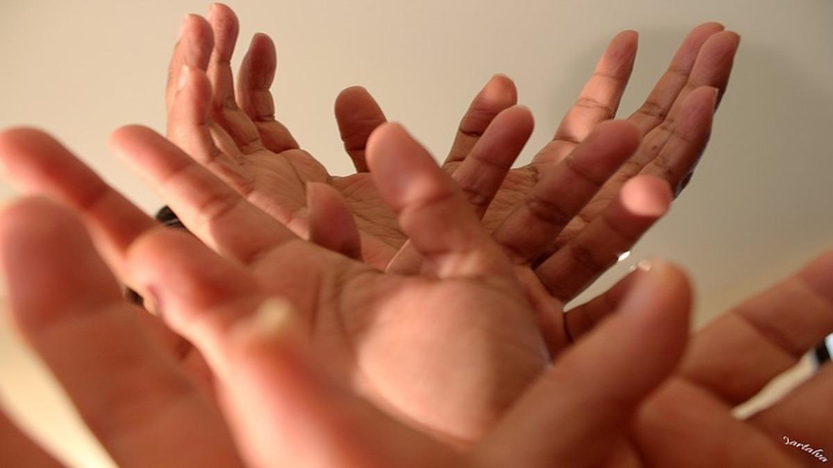 【手相】指のピクピクですぐに分かる疲労チェック